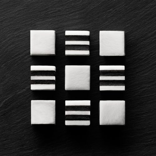 Sweet Happiness Part 2 black and white creative abstract art photography