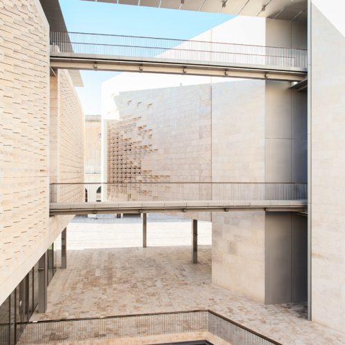 Parliament House of Malta Renzo Piano architecture photography