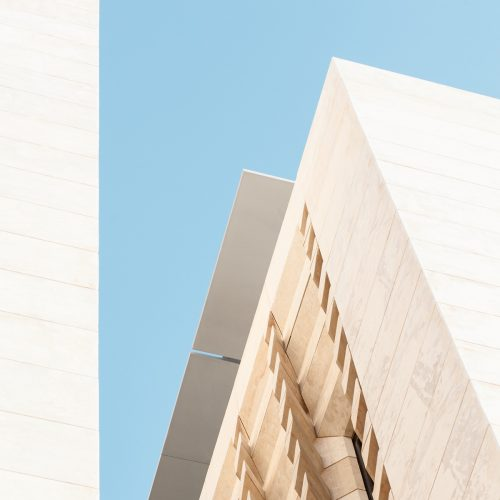Parliament House of Malta Renzo Piano abstract architecture photography